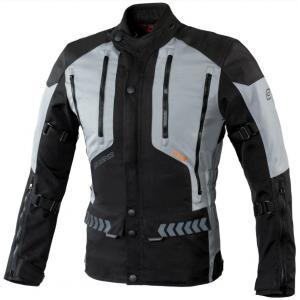 Moto bunda Ozone Tour II čierno-šedá