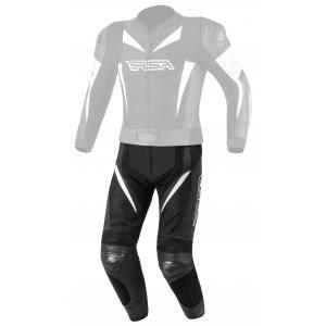 Pánske nohavice na motorku RSA GPX čierno-biele