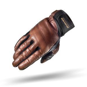 Pánske rukavice Shima Revolver hnedé