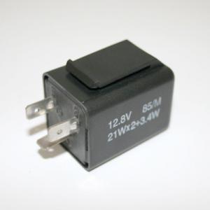 Prerušovač smeroviek, 3 pólový elektronický 12V