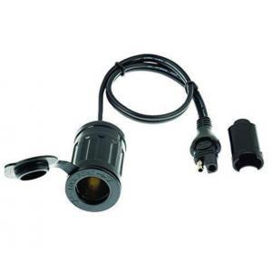 Vodotesná zásuvka 12V TecMate - Optimate SAE-76