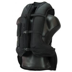 Airbagová vesta HELITE Airnest čierna