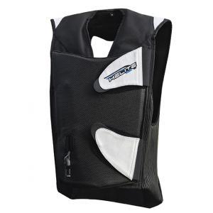 Airbagová vesta HELITE GP Air 2 čIerno-biela výpredaj