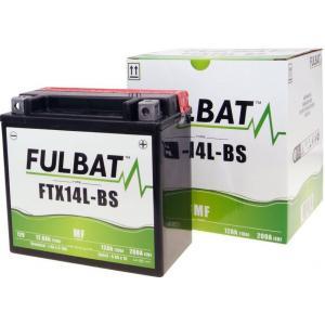 Batérie bezúdržbová Fulbat FTX14 L-BS, 12V 12Ah