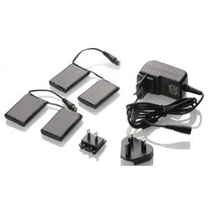 Batérie s nabíjačkou pre vyhrievané rukavice a ponožky KLAN-e 7.4V/3A