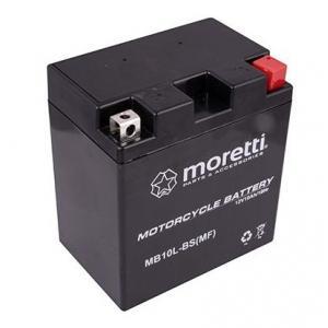 Bezúdržbová gélová batéria Moretti MB10L-BS, 12V 10Ah