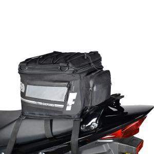 Taška na sedlo spolujazdca Oxford F1 Tailpack 35L