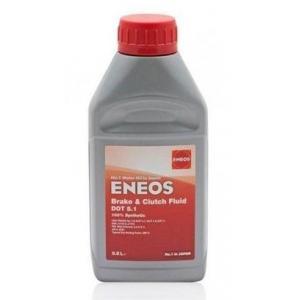 Brzdová kvapalina ENEOS Brake & Clutch Fluid DOT5.1 0,5l