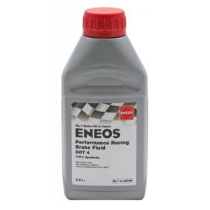 Brzdová kvapalina ENEOS Performance Racing Brake Fluid DOT 4 0,5l