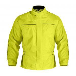 Bunda do dažďa Oxford Rain Seal fluo žltá