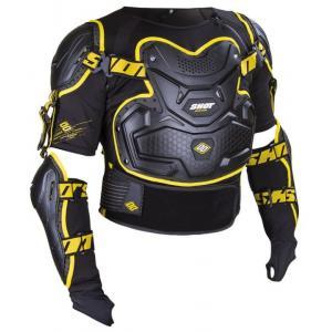 Chránič tela Shot Interceptor čierno-žltý výpredaj