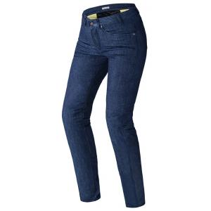 Dámske jeansy na motorku Rebelhorn Classic II tmavo modré