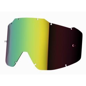 Dúhovo irídiovej sklo do okuliarov Shot Assault/ Iris ANTIFOG výpredaj