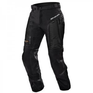 Nohavice na motocykel Shima Hero čierne