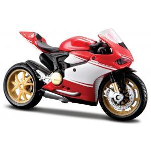 Model motocykla Maisto Ducati 1199 Superleggera