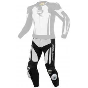 Pánske nohavice Street Racer Fasttrack čierno-biele