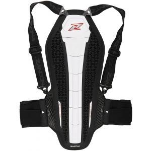 Chrbticový chránič Zandona Hybrid Back Pro X7 biely 168-177 cm