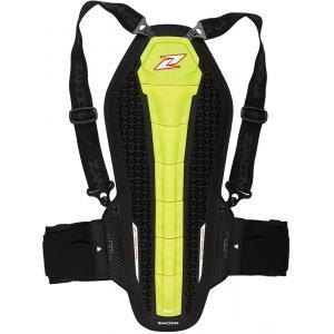 Chrbticový chránič Zandona Hybrid Back Pro X7 fluo žltý 168-177 cm