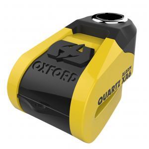 Zámok kotúčové brzdy Oxford Quartz Alarm XA6