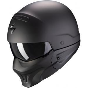 Prilba Scorpion EXO-COMBAT EVO Solid čierna matná