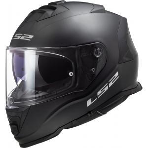 Integrálna prilba na motocykel LS2 FF800 Storm Solid čierna matná