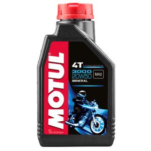 Olej Motul 3000 20W-50 1 liter