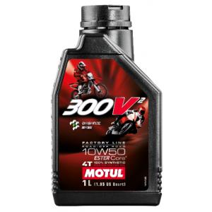 Olej Motul 300V² 4T FL Road/Off Road 10W50 1L