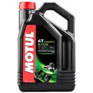 Olej Motul 5100 Ester 10W-50 4L Obsah: 4 litre.
