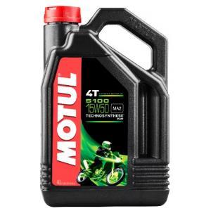 Olej Motul 5100 Ester 15W-50 4 litry