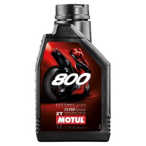 Olej Motul 800 2T Road racing Factory Line 1L