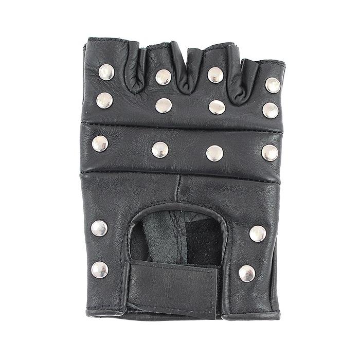 Bezprstové rukavice s cvoky Ledmar