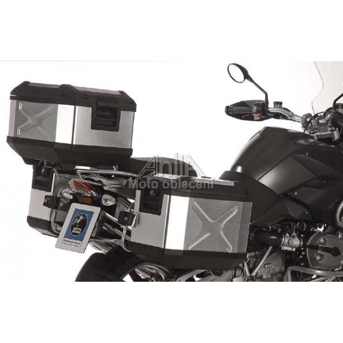 Boční hliníkové kufry na moto Hepco & Becker-Explorer 40 l
