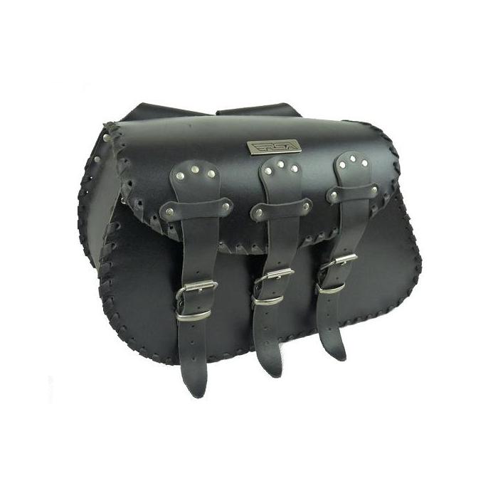 Tašky na moto - Chopper kožené RSA-16C