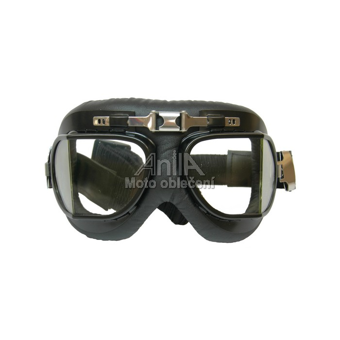 Brýle na motorku Biker-Google class 7730 černé