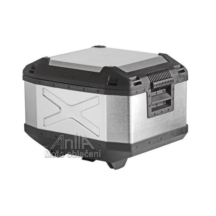 Centrální hliníkový kufr Hepco & Becker-Explorer 45 l