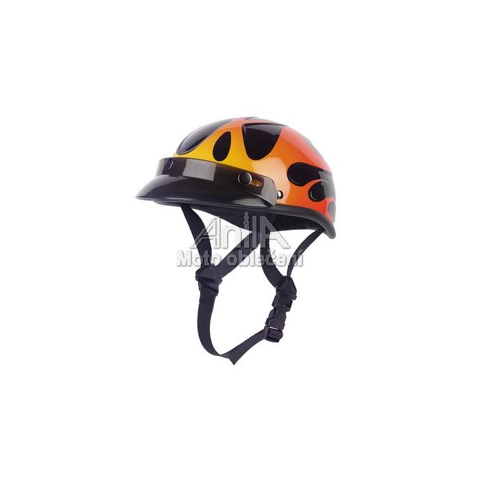 Chopper přilby, přilba Braincap HR-11
