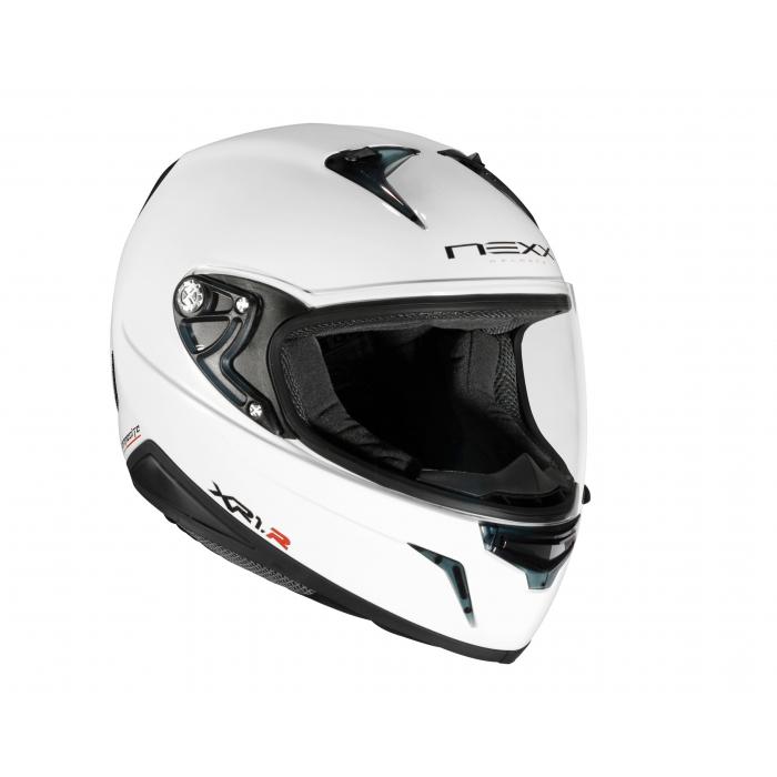 Integrální moto přilba Nexx XR1.R bílá