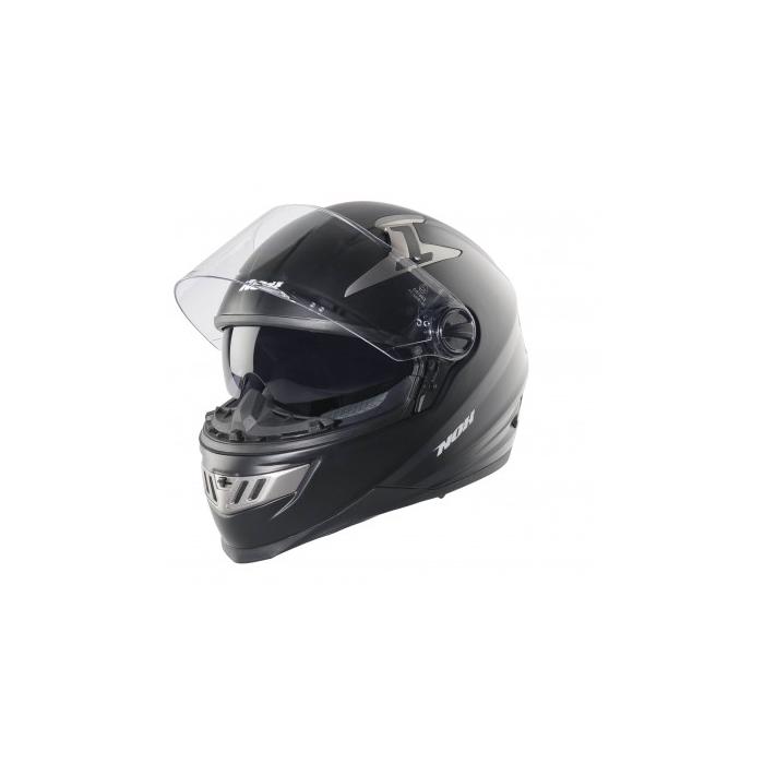 Integrální přilba na motorku NOX N 101 černá