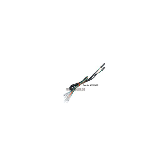 Kábel k blinkrům s konektorom Honda