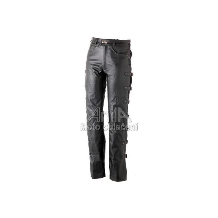 Kalhoty kožené na motorku Nazran Mercury