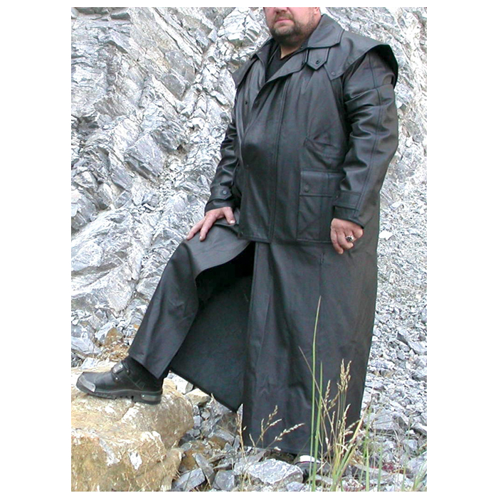 Kožený kabát na moto - Reno
