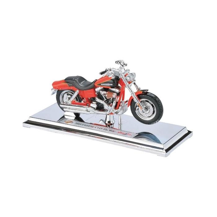 Model motocyklu Maisto-HARLEY DAVIDSON FXDFSE