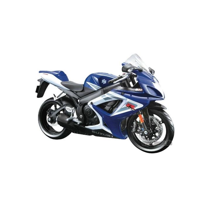 Model motocyklu Maisto-SUZUKI GSX-R 750