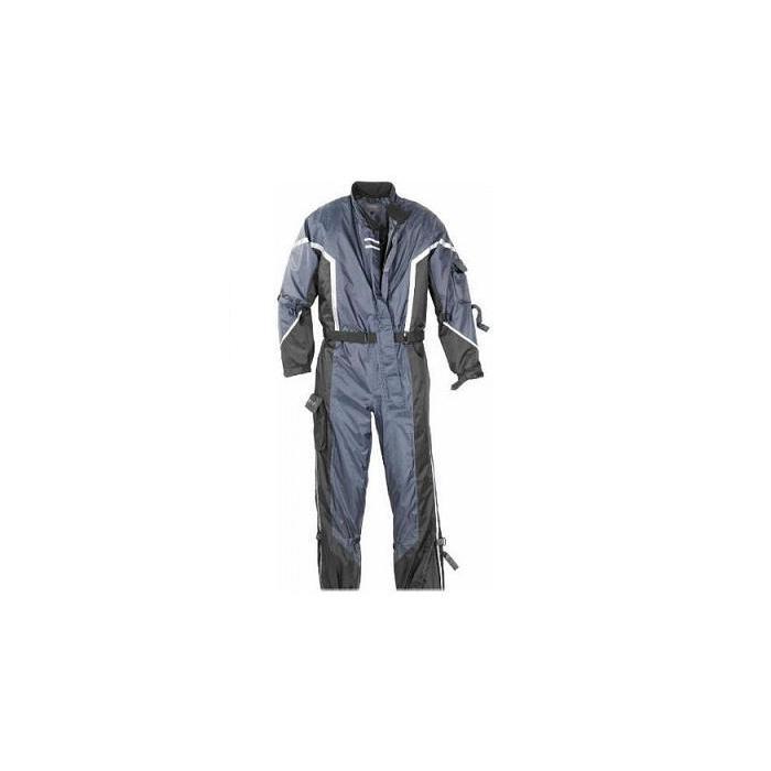 Moto pláštěnka - Proof Splash II- kombinéza do deště modrá