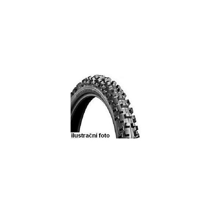 Moto pneu Bridgestone-Cross 100/100-18 M204
