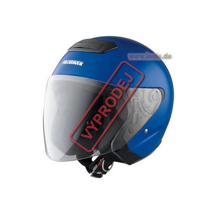 Moto přilba Probiker Demi Jet - vel. XL