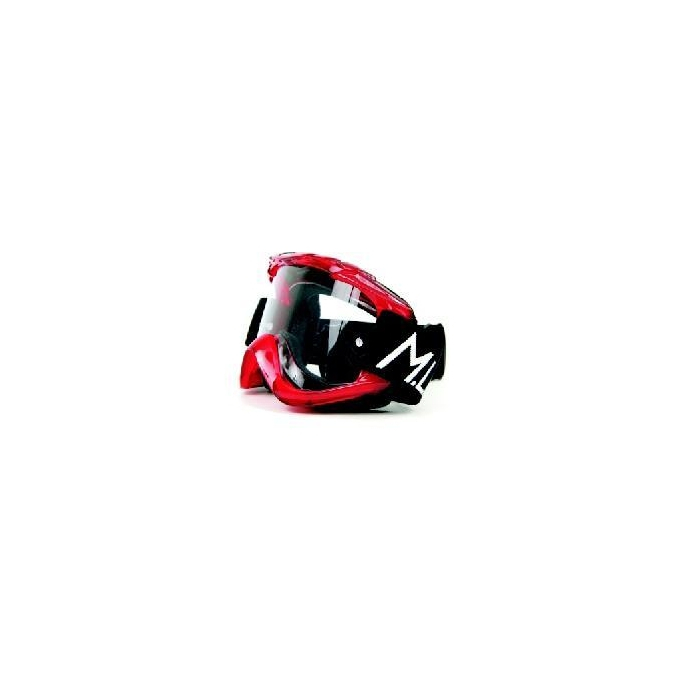 Motokrosové okuliare M-Line T7061 červené