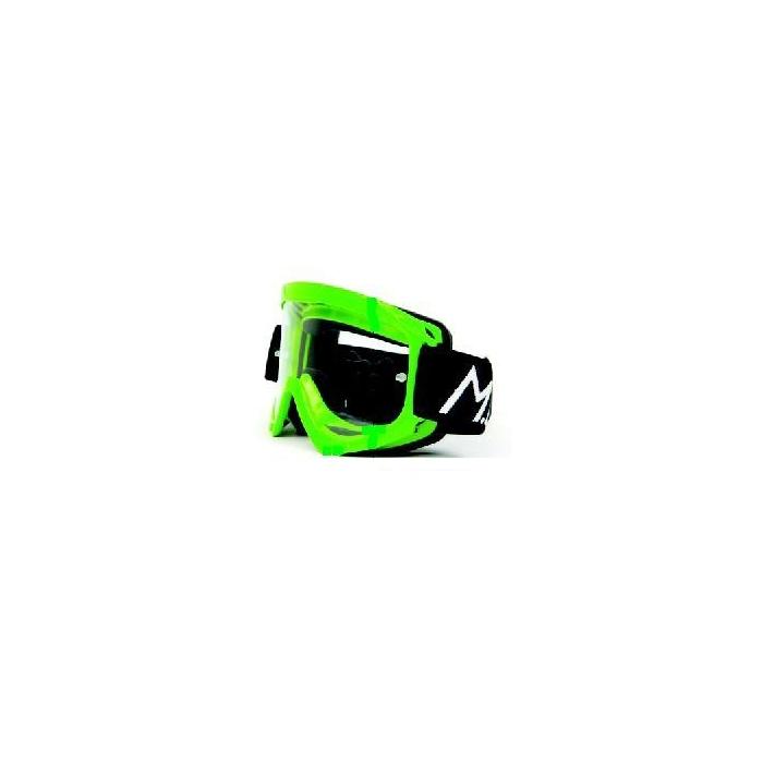 Motokrosové okuliare M-Line T7070 zelené
