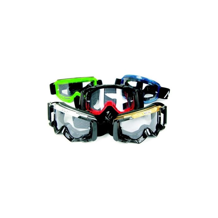 Náhradné plexi motokrosových okuliarov M-Line