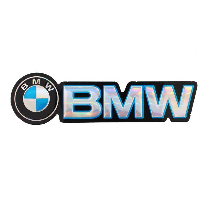 Nálepka 3D BMW
